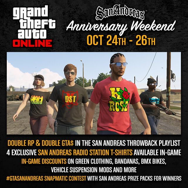 Confirmed: Remastered 'GTA: San Andreas' Hits Xbox 360 On