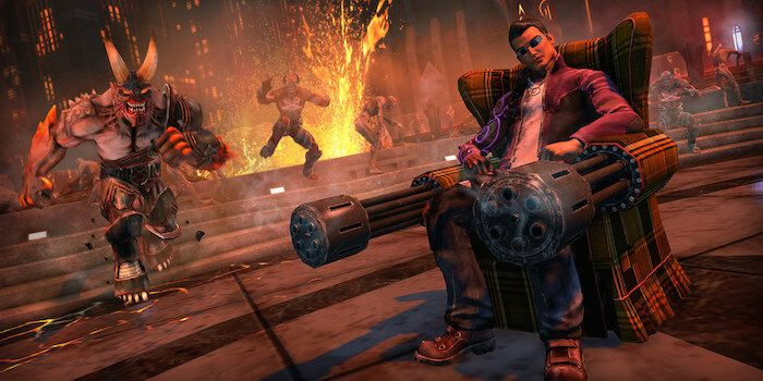 Saints Row: Gat out of Hell' Review | Game Rant