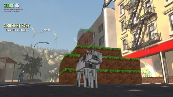 Goat Simulator\' Gets \'Minecraft\' Skin with Upcoming Free Update