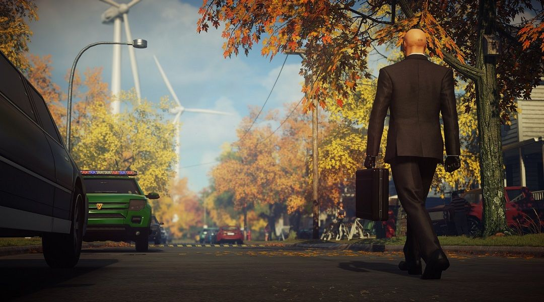 Hitman 2 How To Redeem The Legacy Pack Dlc Game Rant