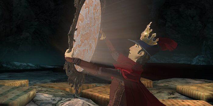 E3 2015: The King's Quest Revival Emphasizes Puns, Puzzles, and Plot