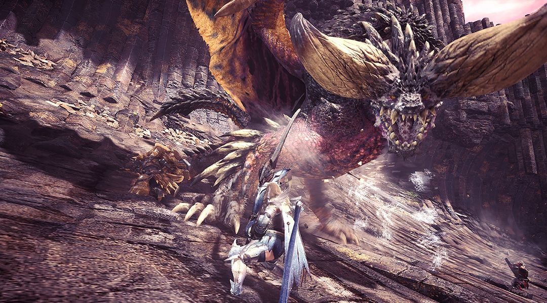 Monster Hunter World: How to Farm Tempered Elder Dragon