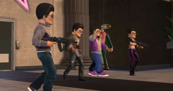 New Saints Row Skipping Johnny Gat Would Be a Mistake