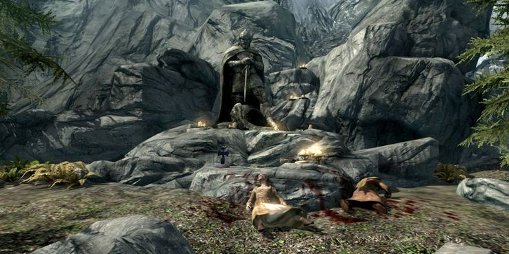 Skyrim: 10 Hidden Areas You Didn't Know Existed | Game Rant