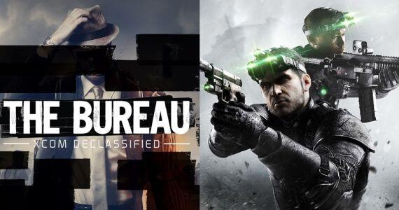 The Bureau: XCOM Declassified' & 'Splinter Cell: Blacklist
