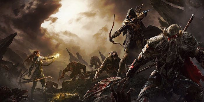 The Elder Scrolls Online' Will Include 15GB Day One Patch on