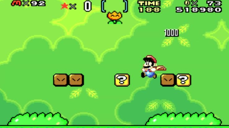 10 Things You Didn't Know You Could Do In Super Mario World
