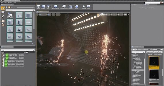 Tech Demos: Unreal Engine 4 and 'The Division's Snowdrop Engine