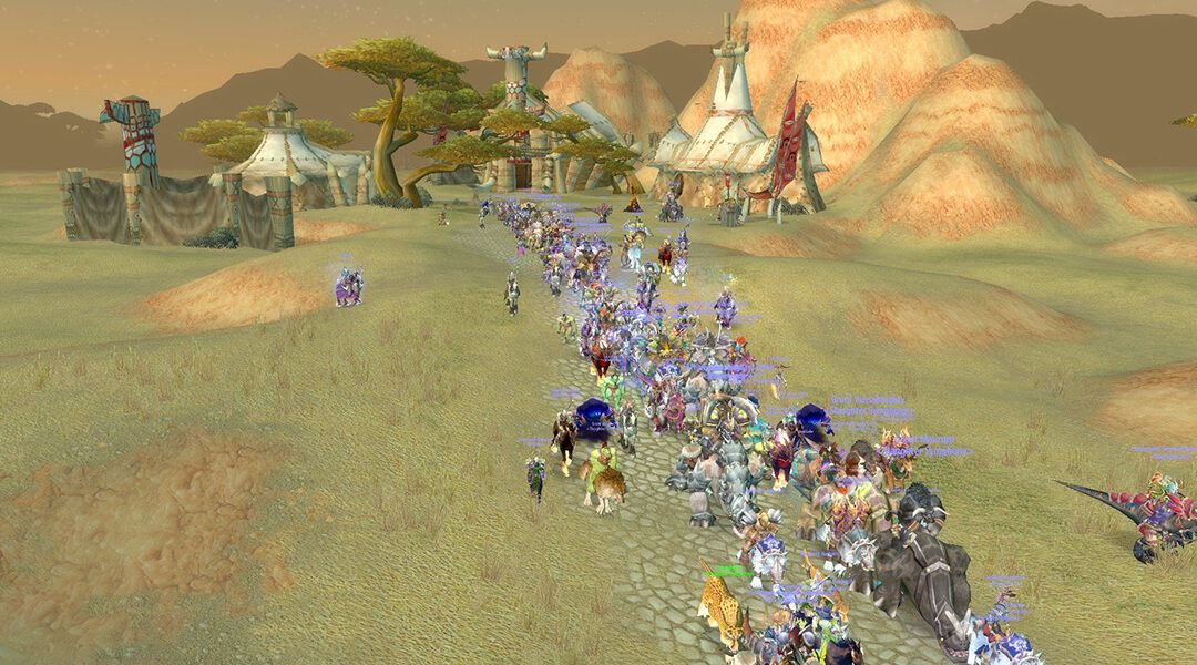 World of Warcraft: Thousands Gather for Closing of Vanilla Server
