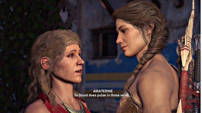 Assassin S Creed Odyssey How To Unlock Every Npc Romance