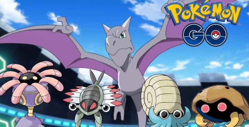 Pokemon GO: How to Easily Catch Aerodactyl, Fossil Pokemon [UPDATE]