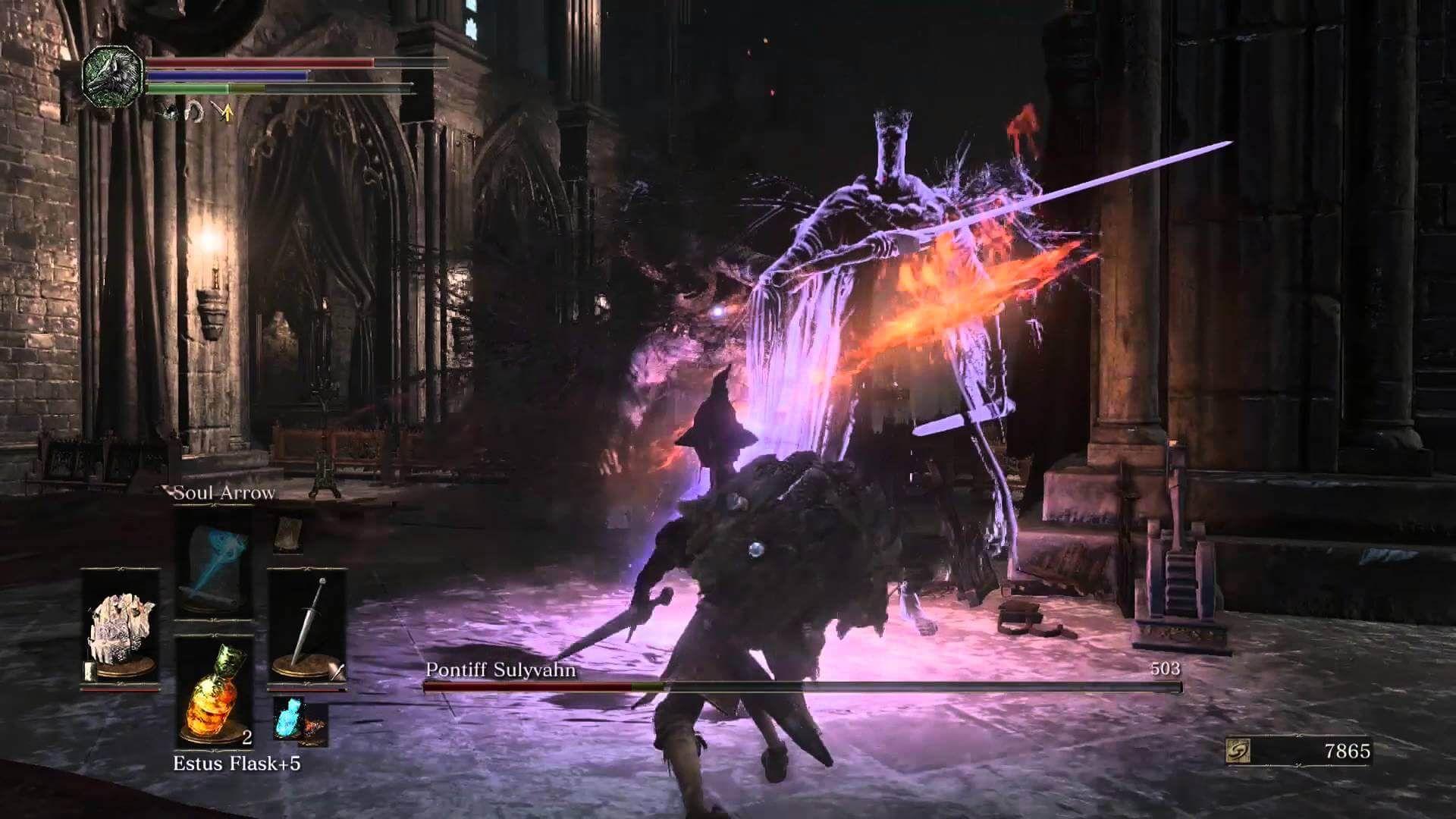 Dark Souls 3 Boss Guide: How to Beat Pontiff Sulyvahn | Game Rant