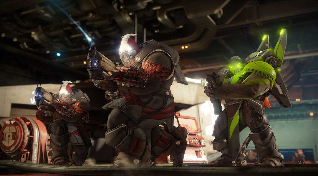 Destiny 2 Decreases Inactivity Timer for Strike Playlists