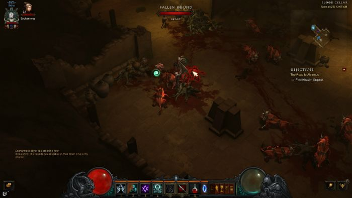 Diablo 3: Best Necromancer Leveling Build | Game Rant