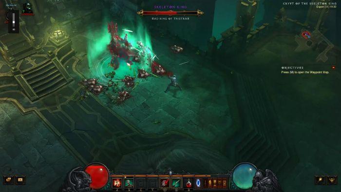 Diablo 3: Best Necromancer Leveling Build | Game Rant