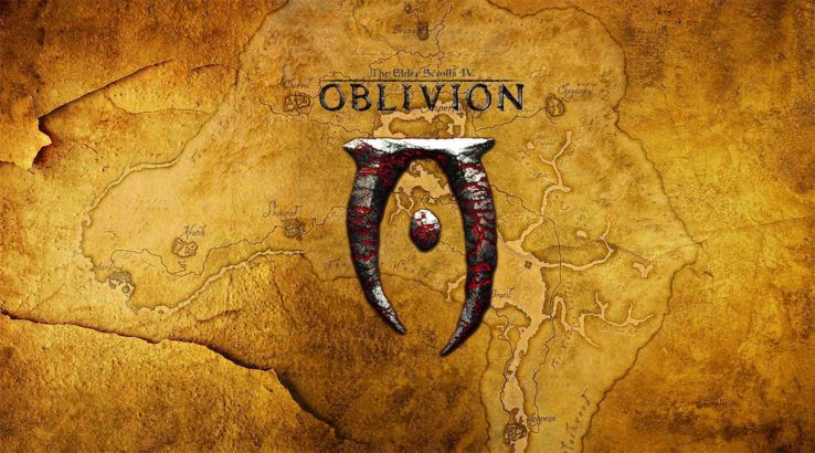 James McAvoy Was So Addicted to The Elder Scrolls 4: Oblivion He Had to Destroy the Disc