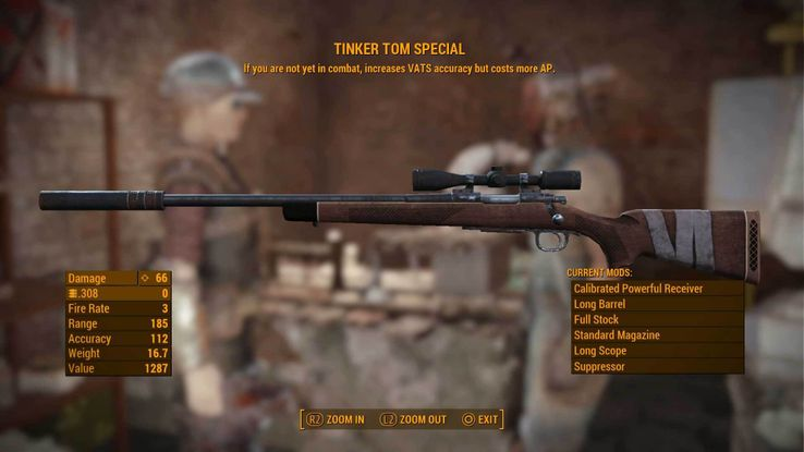 Fallout 4: Where to Find All the Unique Weapons | Game Rant