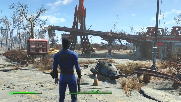 Watch Out for This Game-Breaking Fallout 4 Bug | Game Rant
