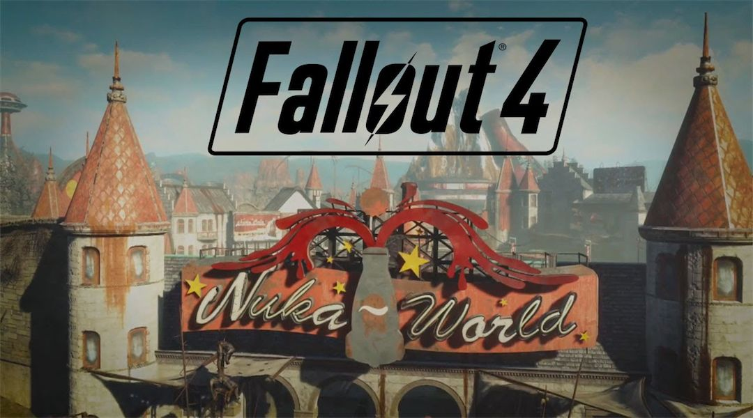 Fallout 4: Nuka World Gameplay to be Revealed This Week
