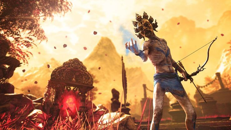 Far Cry Primal Review Roundup Game Rant