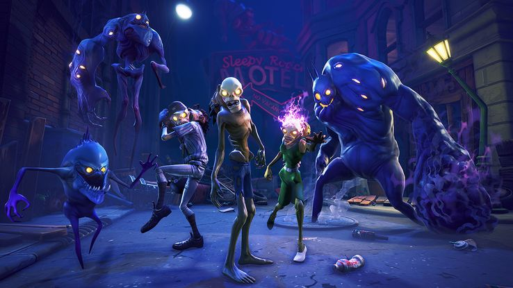 Fortnite Runs Better on Xbox One Than PS4   Game Rant