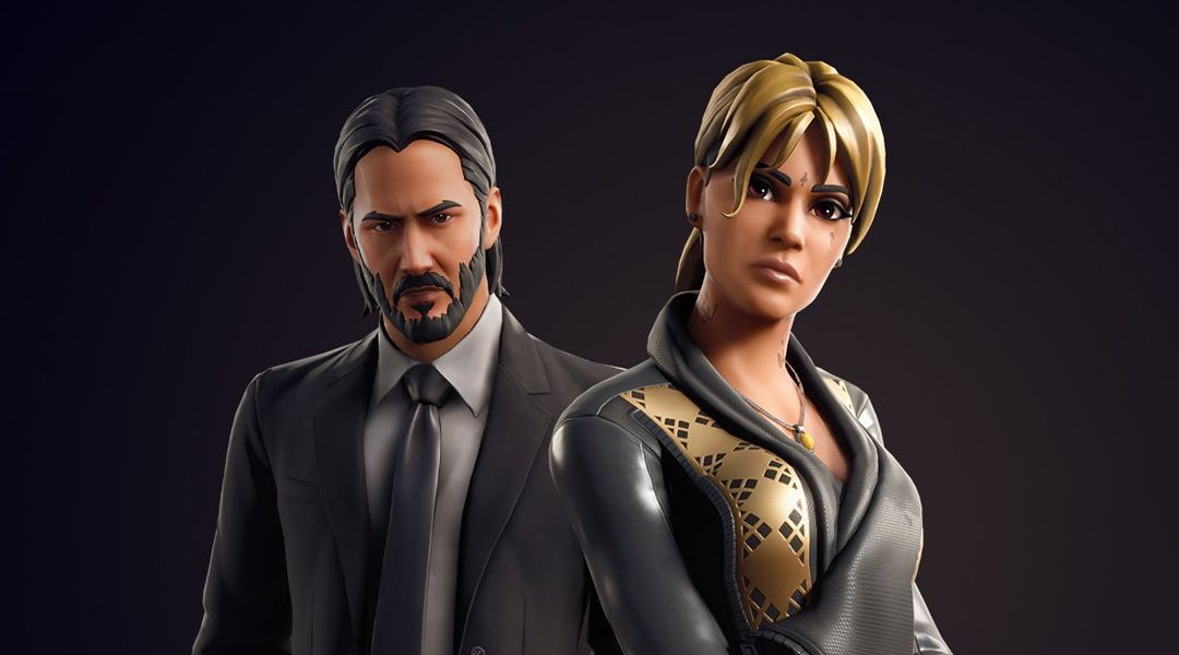 Fortnite Adding Halle Berry John Wick Skin Game Rant It was released on may 16th, 2019 and was last available 66 days ago. fortnite adding halle berry john wick