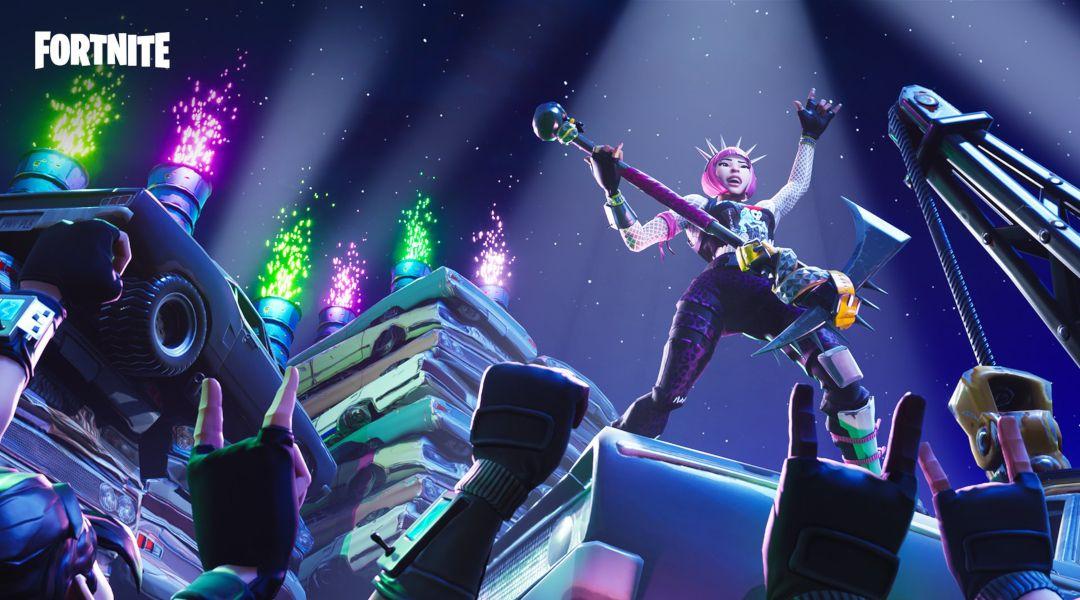 Is Fortnite Bringing Back the Power Chord Skin? | Game Rant
