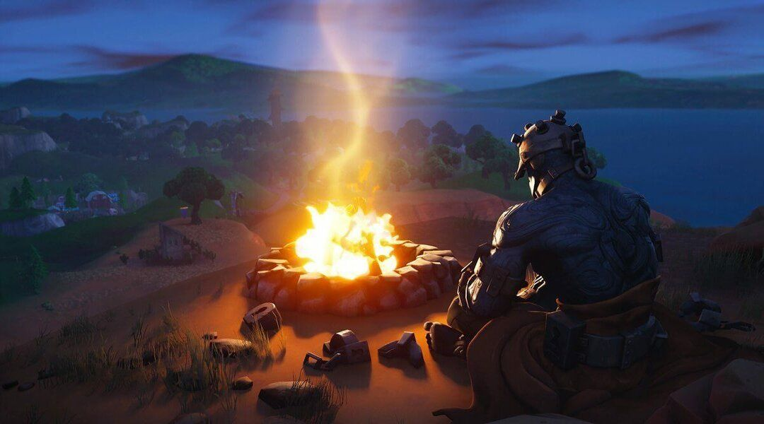 Fortnite Map Starts Cracking Ahead of Season 8 | Game Rant