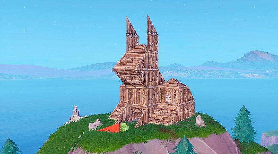 Where To Find The Wooden Rabbit In Fortnite Fortnite Where To Find A Wooden Rabbit Game Rant