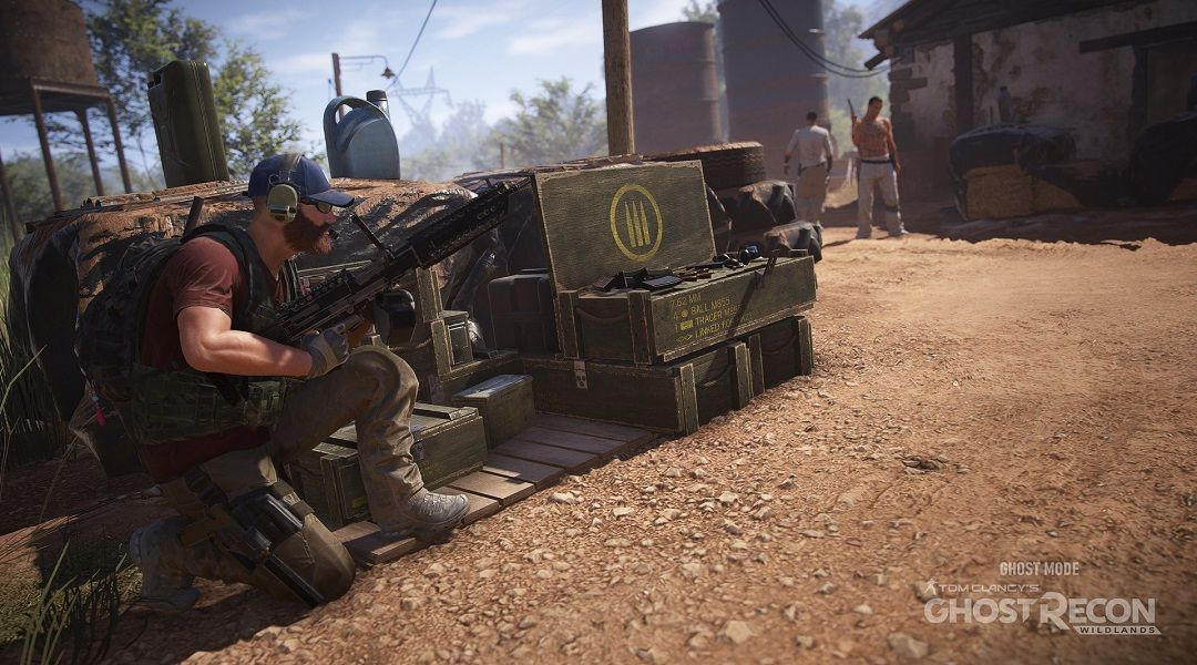 Ghost Recon: Wildlands Adding Permadeath Mode   Game Rant