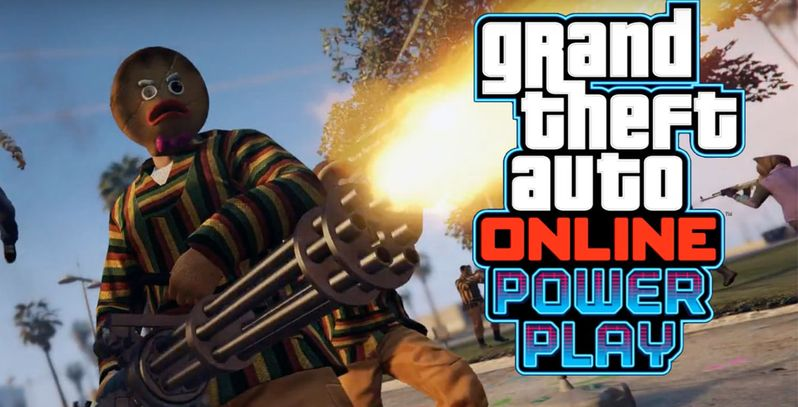 Grand Theft Auto 5 Adds New Power Play Mode and More | Game Rant