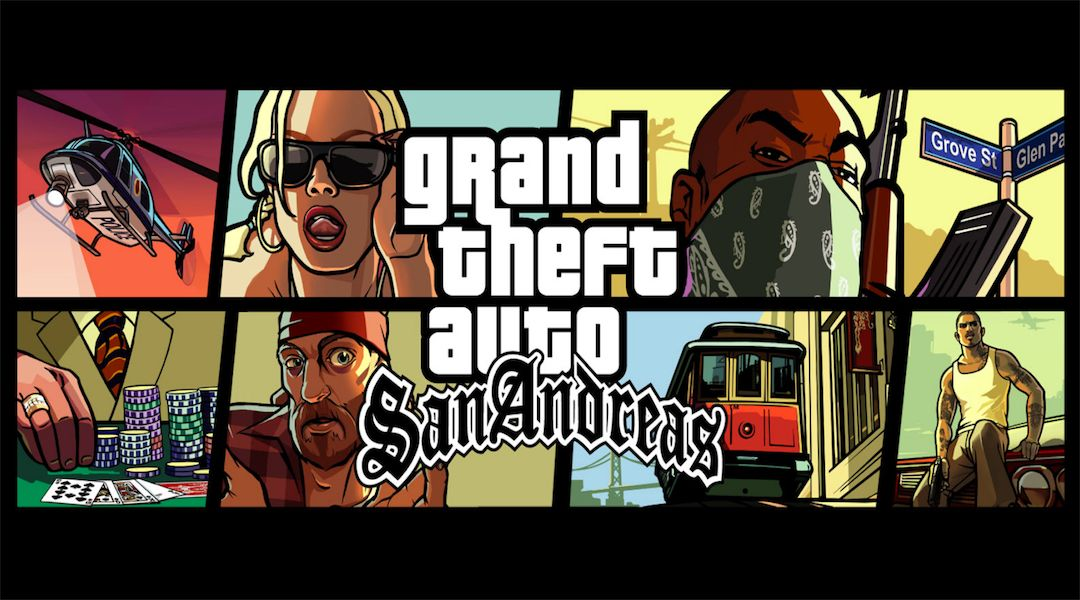 Grand Theft Auto: San Andreas Joins Xbox One Backward Compatibility