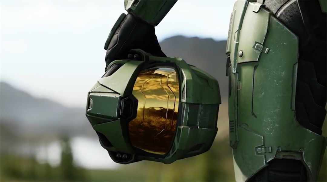 Master Chief S Face Described By Ex Halo Dev Game Rant