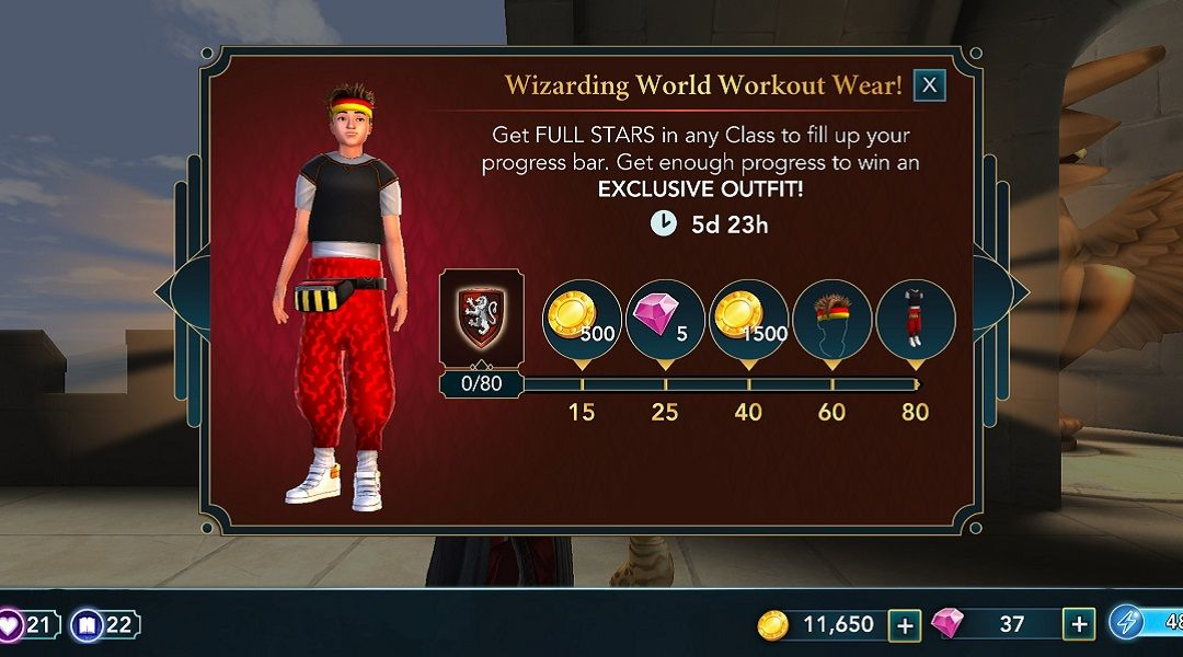 Harry Potter: Hogwarts Mystery Event Includes Fanny Pack Cosmetic