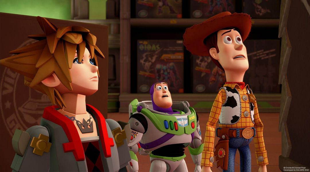 Kingdom Hearts 3 Download File Size Revealed | Game Rant