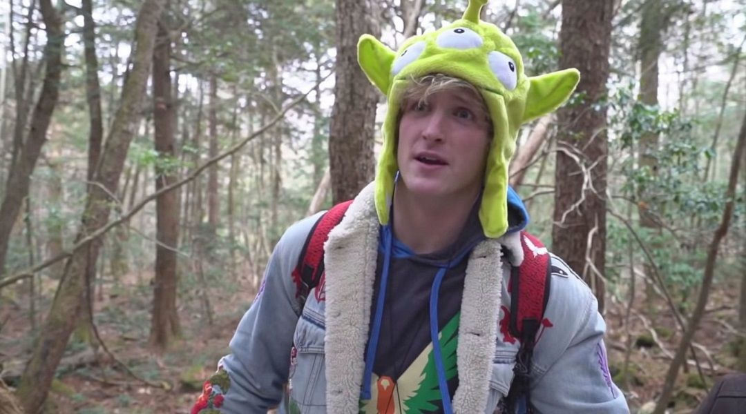 Viral Video Shows Fan Asking Logan Paul for Work After Quitting $100k Per Year Job