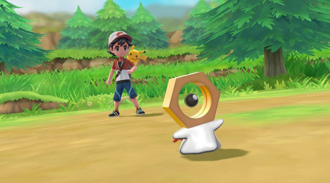 Pokemon Sword and Shield Leak Teases Meltan for Important Role