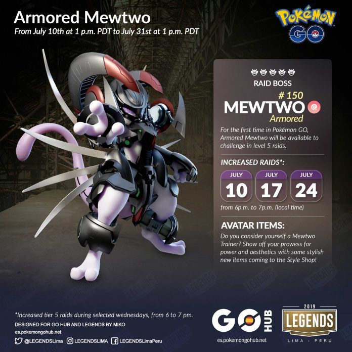 Pokemon GO: Armored Mewtwo Counter Guide | Game Rant