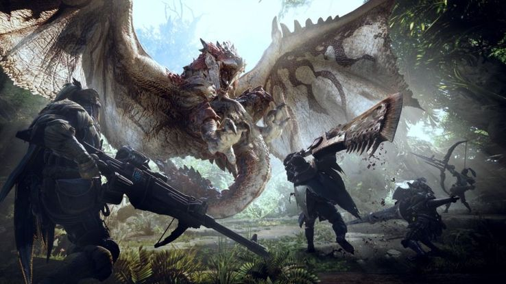 Monster Hunter World Update 3 0 Details and Patch Notes