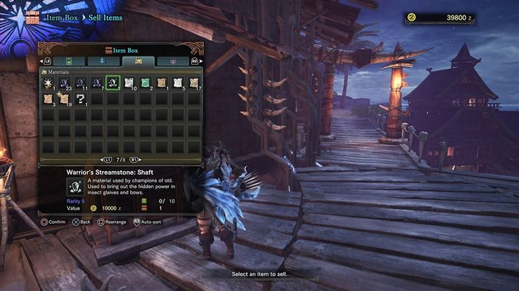Monster Hunter World: How to Unlock Augments for Armor and Weapons