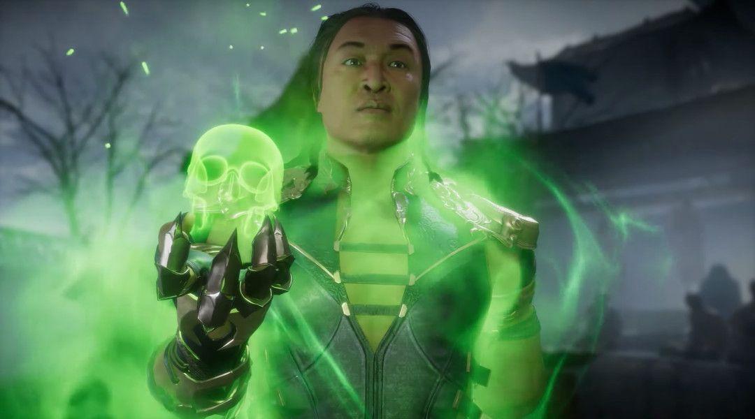 Mortal Kombat 11 Confirms Three New DLC Characters, Shang