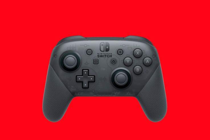 Nintendo Switch Pro Controller Has Easter Egg | Game Rant