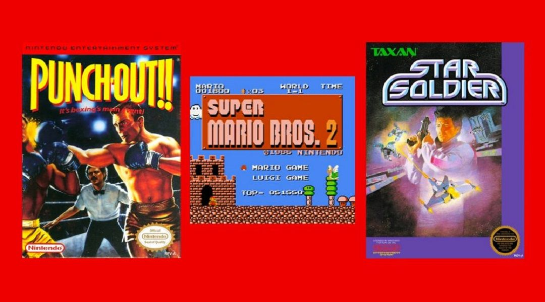 Nintendo Switch Online Adding Three New NES Games this April