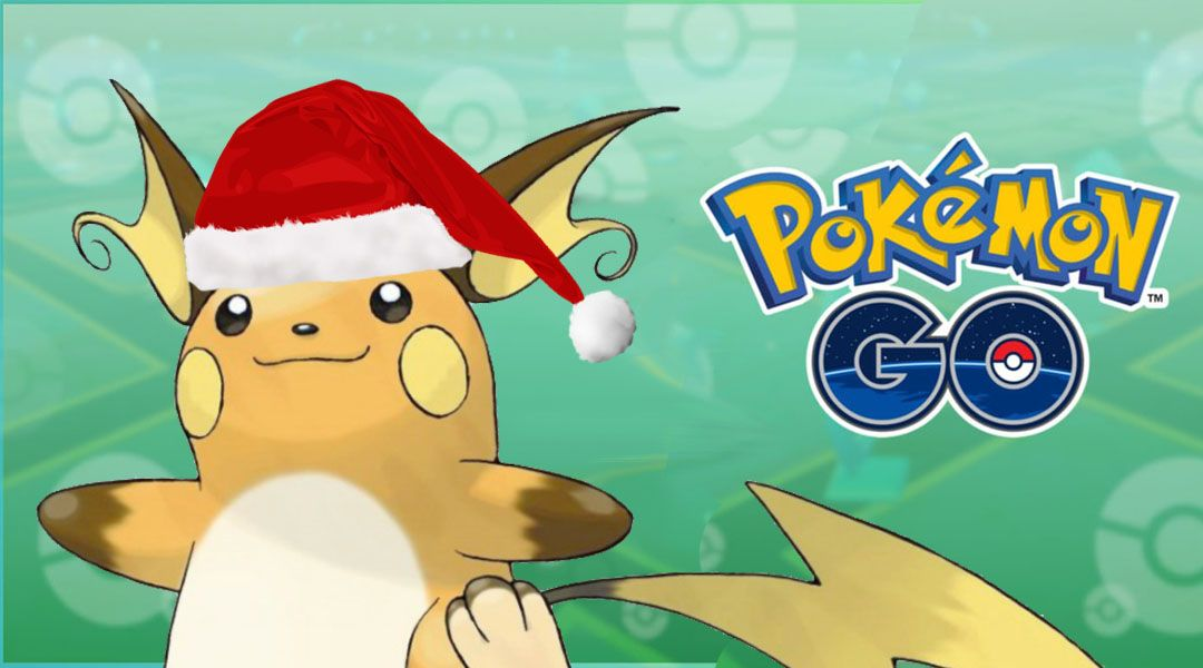 Pokemon Go Christmas Event.Pokemon Go Adding New Gift Boxes For The Holiday New Year
