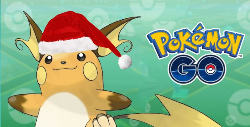 Christmas Update Pokemon Go.Pokemon Go Adding New Gift Boxes For The Holiday New Year