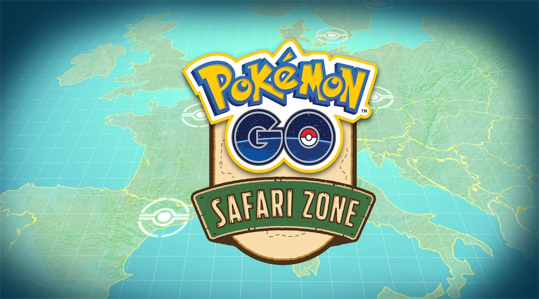 Pokemon GO All Rescheduled Safari Zone Dates, Locations, and Details