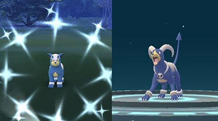 Pokemon GO: Two New Shiny Pokemon Confirmed | Game Rant
