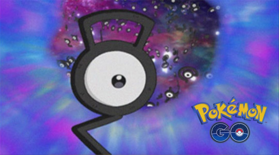 Pokemon GO: Unown Appearing at New York Comic Con | Game Rant
