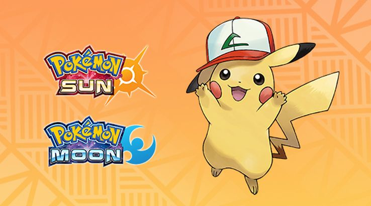 Use This Code to Unlock Ash's Pikachu in Pokemon Sun and Moon