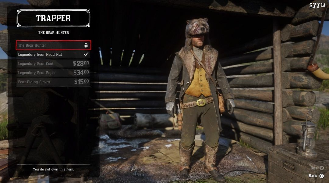 Red Dead Redemption 2: Where to Buy Clothes | Game Rant